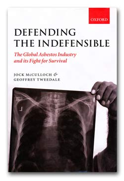 Book cover : Defending the indefensible